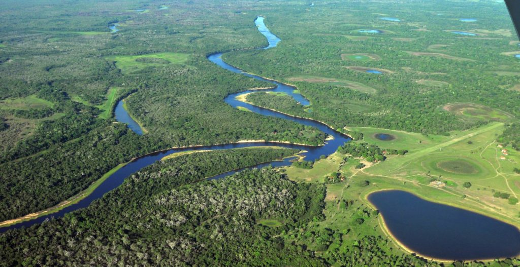 Pantanal Fazenda Barranco Alto